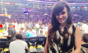Lisa Ann NBA